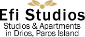 Efi Studios & Apartments Logo